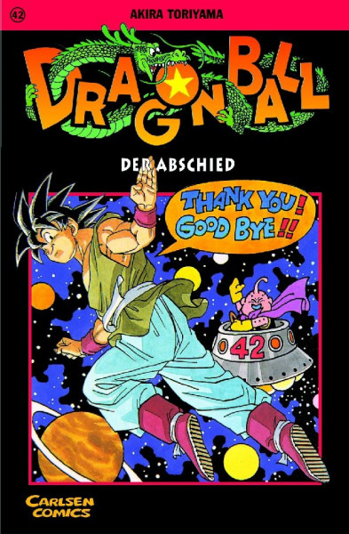 Dragon Ball 42 - Der Abschied