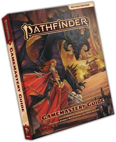 Pathfinder 2. Ed: Gamemastery Guide