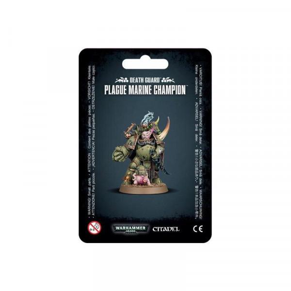 Death Guard Plague Marine Champion (43-48)