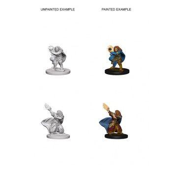 Dungeons & Dragons Nolzur`s Marvelous Unpainted Miniatures: W4 Dwarf Female Wizard