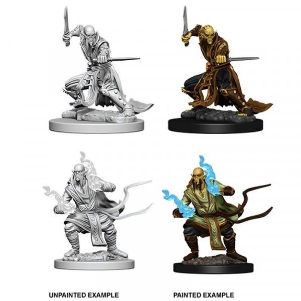 Dungeons & Dragons Nolzur`s Marvelous Unpainted Miniatures: W5 Githzerai
