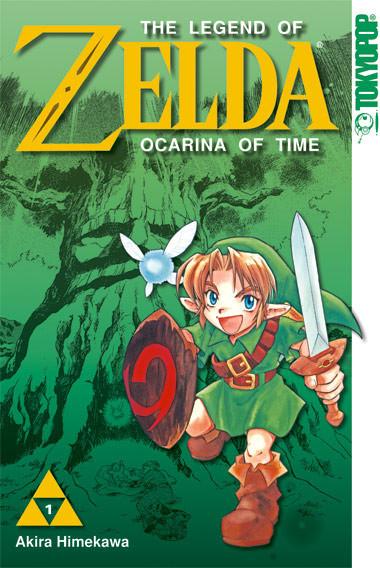 The Legend of Zelda 01 - Ocarina of Time 1