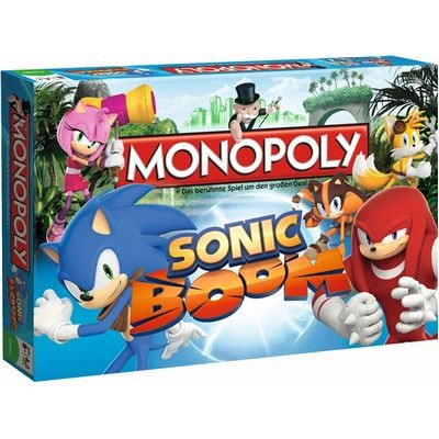 Monopoly - Sonic Boom