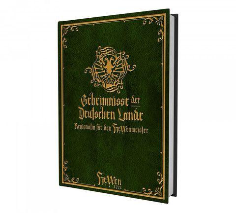 HeXXen 1733: Geheimnisse der Dt. Lande - Regionalia Meister