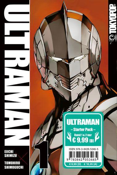 ULTRAMAN Starter Pack Band 1& 2