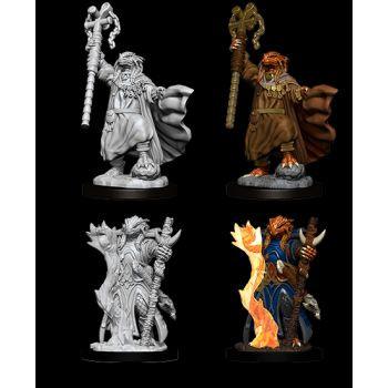 Dungeons & Dragons Nolzur`s Marvelous Unpainted Miniatures: W8 Female Dragonborn Sorcerer