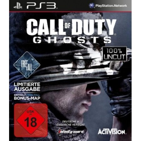 Call of Duty: Ghosts - Free Fall Edition **
