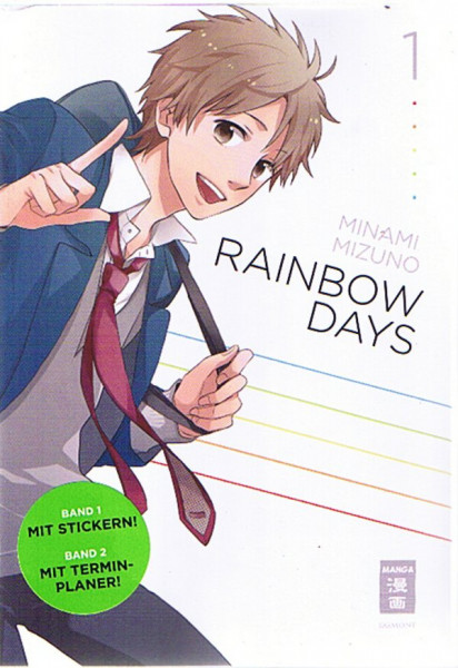 Rainbow Days 01