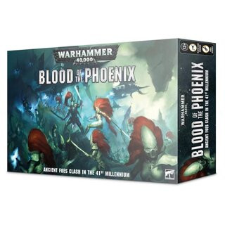 Wh40K: Blood Of The Phoenix (English)
