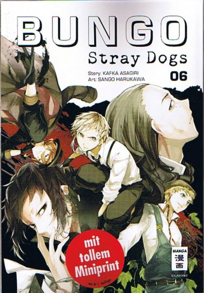 Bungo - Stray Dogs 06