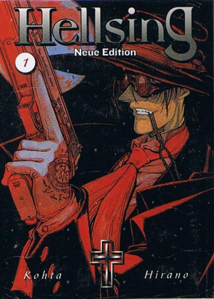 Hellsing (Neue Edition) 01