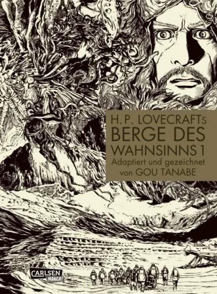 H.P. Lovecrafts - Die Berge des Wahnsinns 01