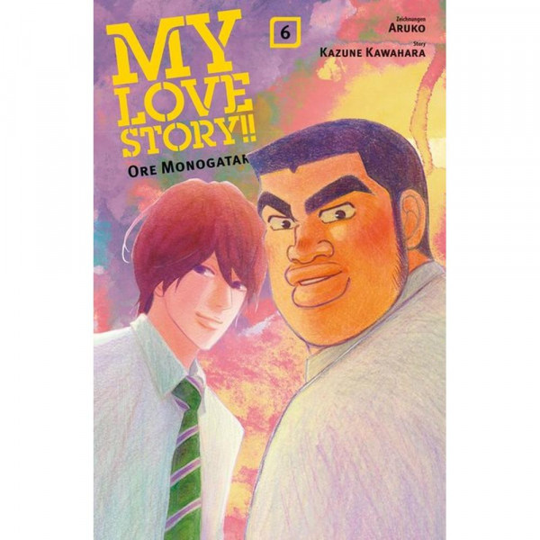 My Love Story!! 06