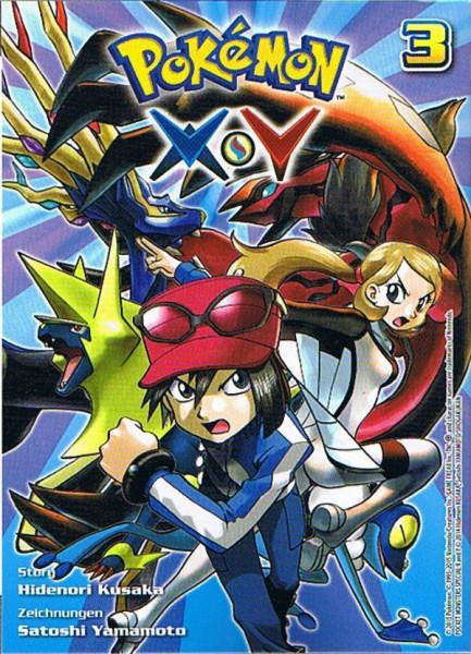 Pokemon – X und Y Band 03