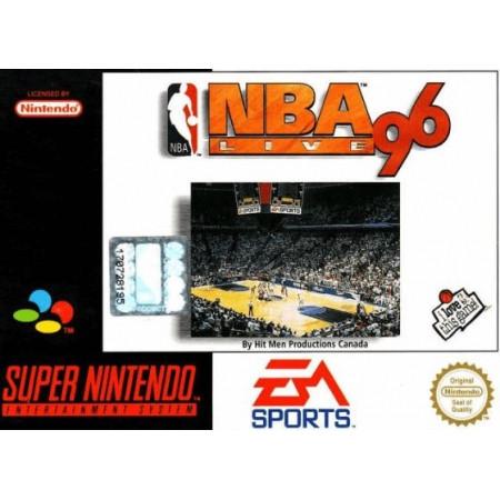 NBA Live 96 - MODUL