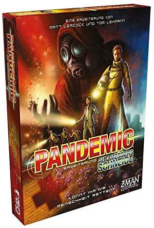 Pandemic - Auf Messers Schneide Erweiterung