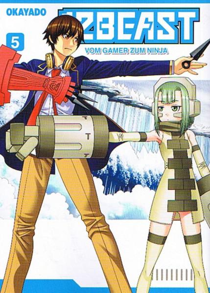 12 Beast - Vom Gamer zum Ninja Band 05