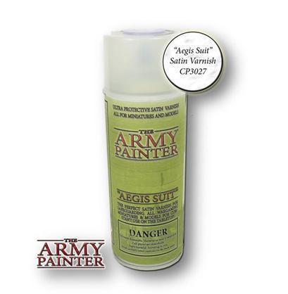 Army Painter - Aegis Suit Satin Varnish Spray (400ml)
