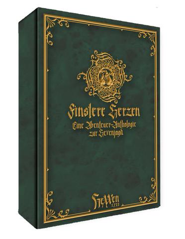 HeXXen 1733: Finstere Herzen Kampagnenbox