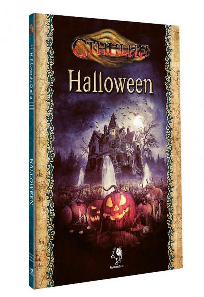 Cthulhu: Halloween DE (Softcover)