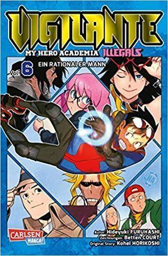 Vigilante My Hero Academia Illegals 06