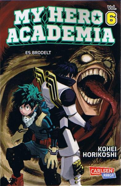 My Hero Academia 06
