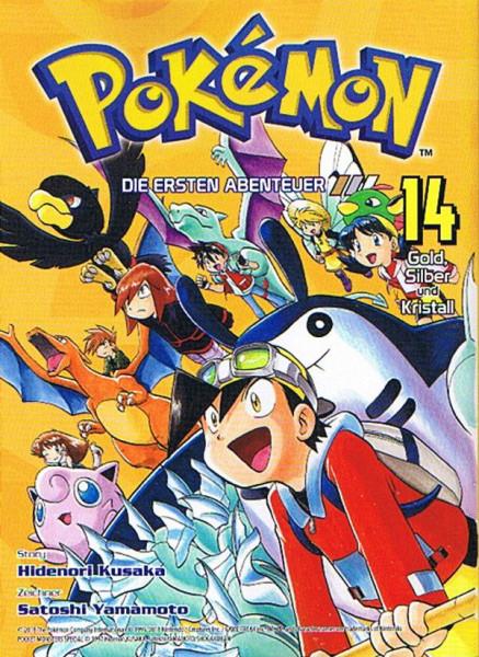 Pokemon – Die ersten Abenteuer Band 14