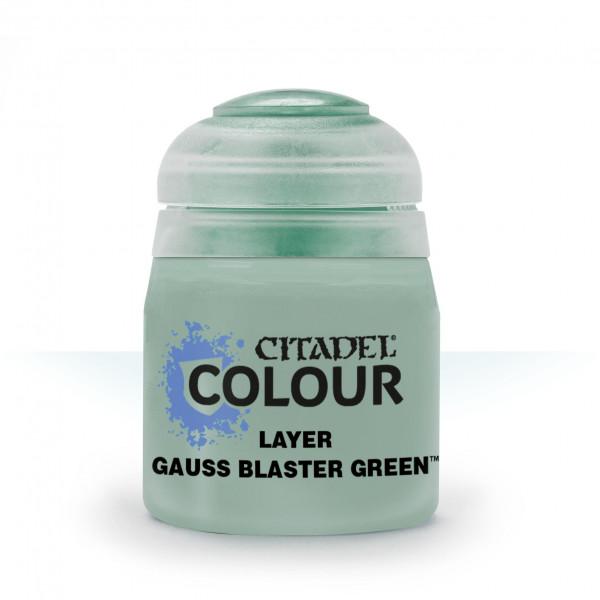Citadel Layer: Gauss Blaster Green (12ml)