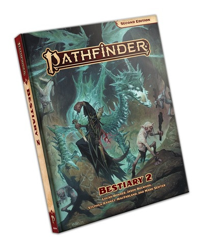 Pathfinder 2. Ed: Bestiary 2