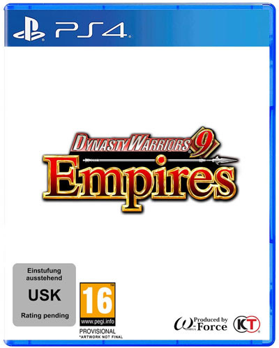 Dynasty Warriors 9: Empires *