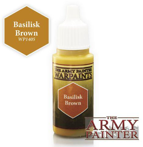 Army Painter Paint: Basilisk Brown