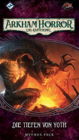 Arkham Horror LCG: Die Tiefen von Yoth