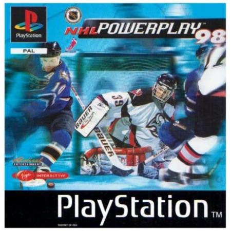 NHL Powerplay Hockey 98