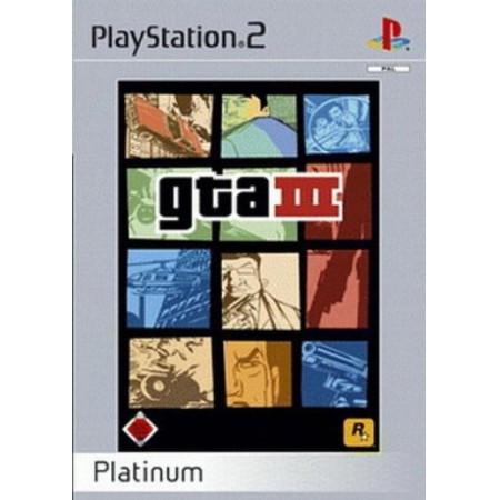 Grand Theft Auto III - Platinum