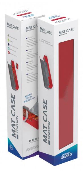 Ultimate Guard Flip´n´Tray Mat Case XenoSkin Red