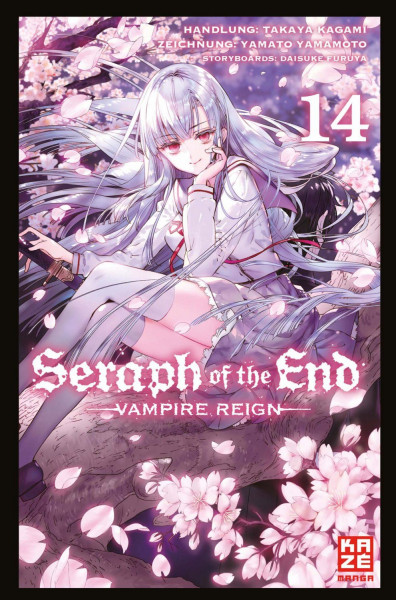 Seraph of the End - Vampire Reign 14