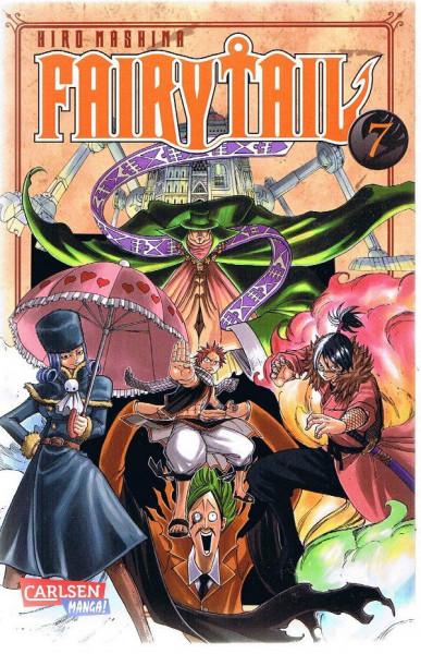 Fairy Tail 07