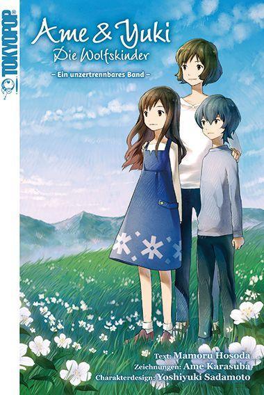 Ame & Yuki - Die Wolfskinder Light Novel Einzelband