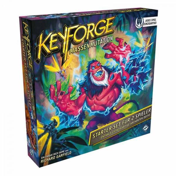 KeyForge: Massenmutation - Starter Set