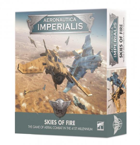 Aero/Imperialis: Skies Of Fire (English) (500-30)