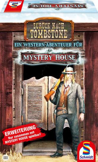 Mystery House: Zurück nach Tombstone [1. Erweiterung] DE
