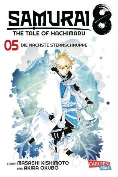Samurai8 - The Tale of Hachimaru 05