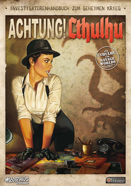 Achtung Cthulhu - Investigatorenhandbuch