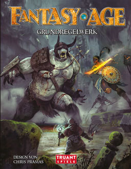 Fantasy AGE - Grundregelwerk