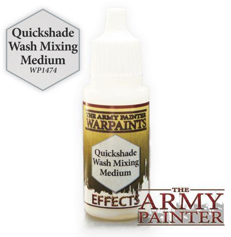 Army Painter Paint: Quickshade Wash Mixing Medium