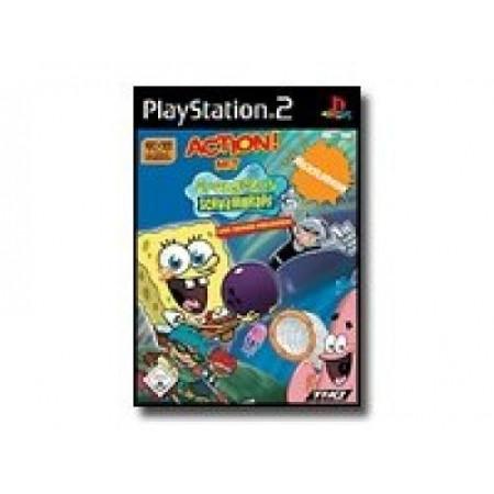EyeToy SpongeBob Schwammkopf und seine Freunde (OA)