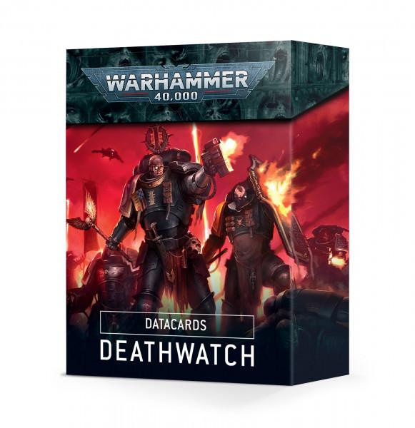 Datacards: Deathwatch (Deutsch)