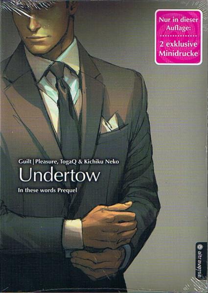 Undertow Light Novel