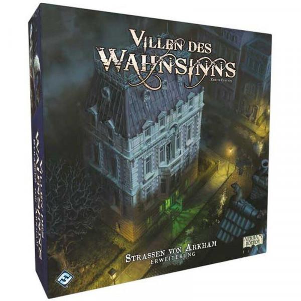 Villen des Wahnsinns 2. Edition: Straßen von Arkham de