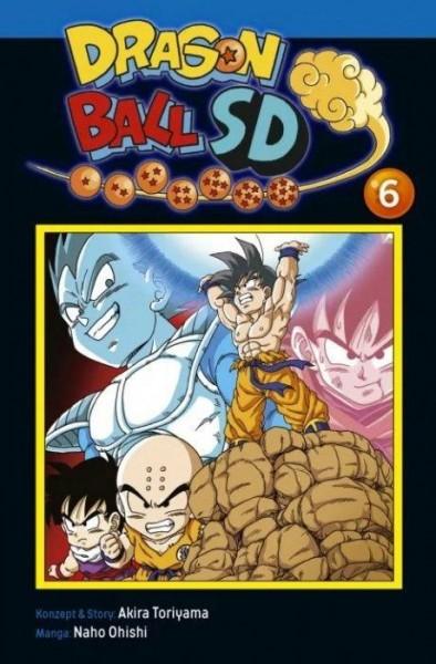 Dragon Ball SD 06